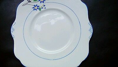 Bone china plate by Osbourne