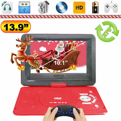 Brilliant 13.9 HD Player With TV Function & Electronic Photo Album DVD Player