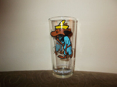 1973 Slow Poke Rodriguez Warner Bros. Pepsi Glass