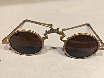 Vintage Chinese Spectacles Sunglasses Unusual Glasses