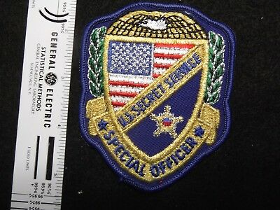 Federal Treasury Secret Service Western White House Police Special Officer rare!