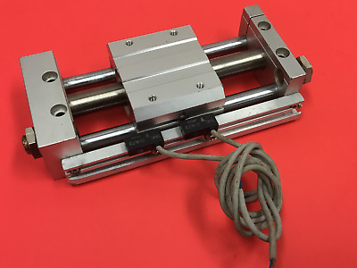 SMC - Rodless Slider Guided Cylinder - Model #NCDY2S15H-0300-A73