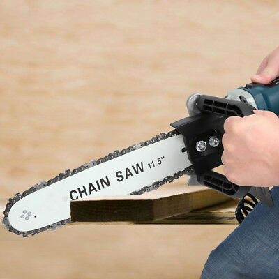 Portable Electric Chainsaw Stand Bracket Cutting Tools for Angle Grinder Machine