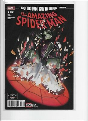 Amazing Spider-Man #797,798,799,801 2018 #1 (LGY 802) 1st Prints Red Goblin