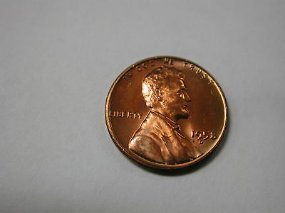 1958-D U.S Lincoln Wheat Cent Type Golden Toning Gem choice