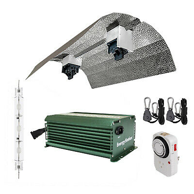 4X4 GROW TENT Kit w/ 1500w LED Grow Light or 315w CMH, Duct Fan