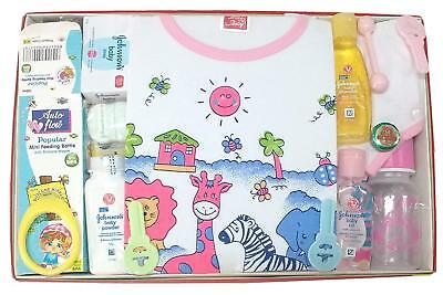 Johnson  Baby Gift Set Love  Baby Special - Pink
