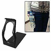 Hip Clip Bottle Holder (Black)