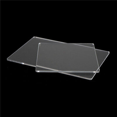 Acrylic Transparent Clay Pottery Sculpture Workbench Pressure Plate Craft Nice