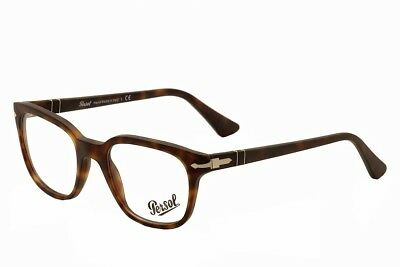 8ffb4b6e805 Persol Men s Eyeglasses 3093V 3093 V 9001 Havana Full Rim Optical Frame 50mm