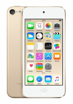 Apple iPod touch 32GB Gold (6th Gen.) Brand New  Fast Shipping