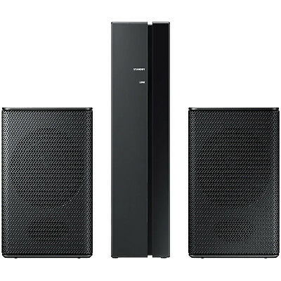 Samsung Swa-8500S/xy M-Series 2.0 Channel Wireless Speaker Kit Black New