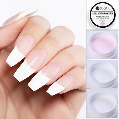 UR SUGAR 15ml Acrylic Powder Base Color Nail Tip Extension French  Tool