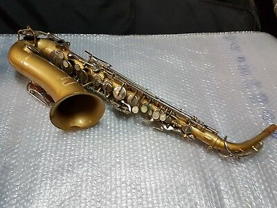 1977 SELMER BUNDY ALT / ALTO SAX / SAXOPHONE - made in USA
