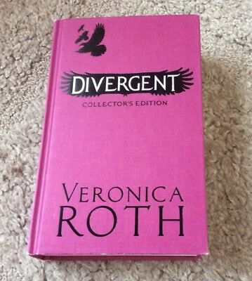 Divergent Collector's edition (Divergent, Book 1) (Hardcover), Ro. 9780007536719
