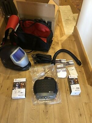 Speedglas 9100xxi  Air Welding Kit .