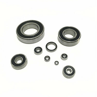 6000 6001 6002 6003 6004 6005 6006 2RS RS Rubber Sealed Deep Groove Ball Bearing