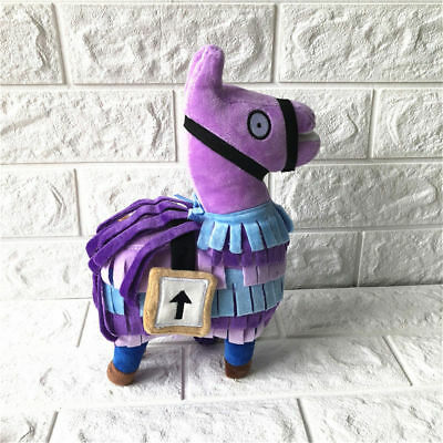Fortnite plush doll grass mud horse alpaca plush toy super soft UK 25cm