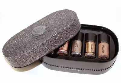 MAC Objects Of Affection / Gold & Beige Pigments+Glitter