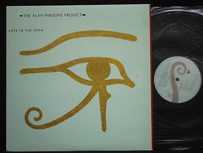 THE ALAN PARSONS PROJECT / EYE IN THE SKY (LP)1982 JAPAN VINYL Arista 25RS-162
