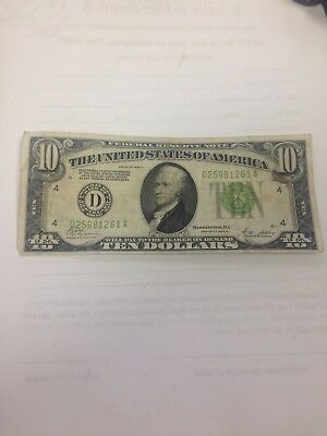 1928 Federal Reserve Note