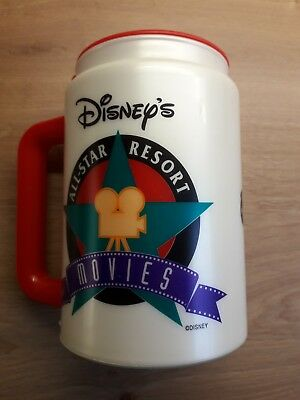 Disney collectable plastic lidded cup