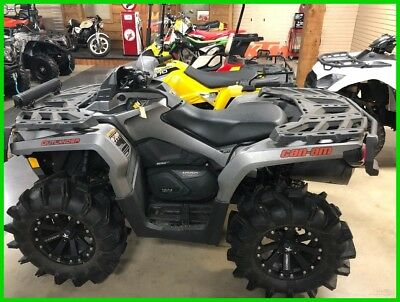 2015 Can-Am Outlander 1000 XT Used