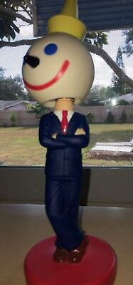 Jack in the Box Bobblehead great condition
