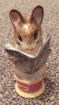 BESWICK Beatrix Potter figurine. Tailor of Gloucester. Exc Condition - Vintage.