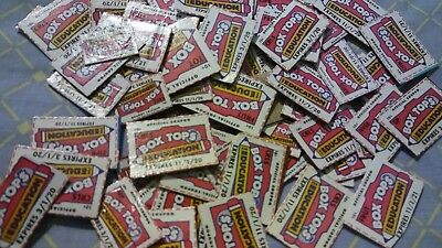 200 BOX TOPS FOR EDUCATION - BTFE - NONE EXPIRED all 2019 dates and later
