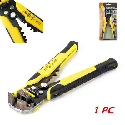 Automatic Wire and Cable Striper Cutter Stripper Crimper Pliers Electric Tool
