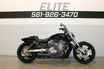 2015 Harley-Davidson V-Rod Muscle VRSCF Vrod  Vrod Black Exhaust V Rod FINANCING Upgrades 561-926-3470