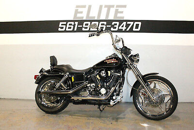 1997 Harley-Davidson Low Rider FXDL Dyna  1997 Harley Lowrider EVO Upgraded Wheels Exhaust FINANCING $110* 561-926-3470