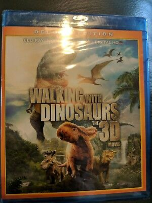 3D: Walking With Dinosaurs Blu-ray + 3D + DVD + Digital HD Deluxe Edition