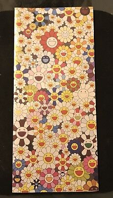 Takashi Murakami Fort Worth Modern THE OCTOPUS EATS ITS OWN LEG Showcard