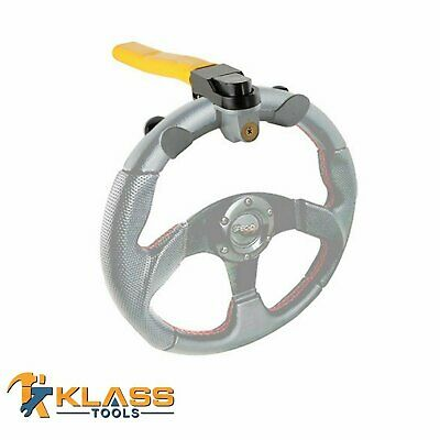 T Type Wheel Lock for Anti Theft Car and Truck Steering Wheel