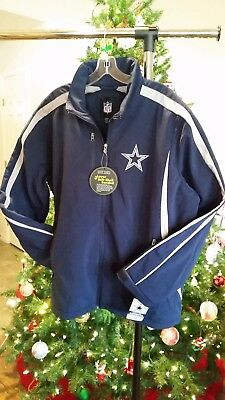 huge discount fa2c1 c718f NFL SOFT SHELL Coat Jacket Sz XXL Reversible Hooded Full Zip ...