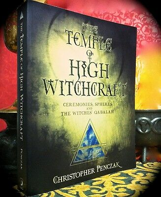 Penczak: Temple Of High Witchcraft ~ Large Sc 1St 2007 ~ Wiccan  Magick  Occult