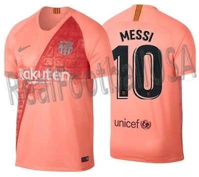 f85b4670c NIKE LIONEL MESSI Fc Barcelona Away Jersey 2018 19. -  135.00