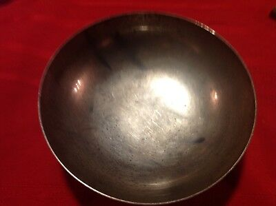 Tifany and Company Makers  Sterling 24020 Dish