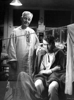 JAMES STEWART HENRY TRAVERS MOVIE PHOTO from the 1946 film IT'S A WONDERFUL LIFE