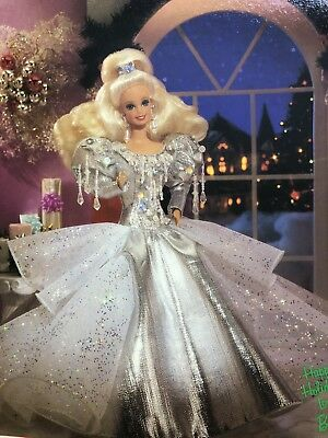 Holiday Barbie 1992 Limited Edition Brand New