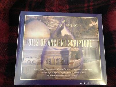 Young Living Oils Of Ancient Scripture Collection