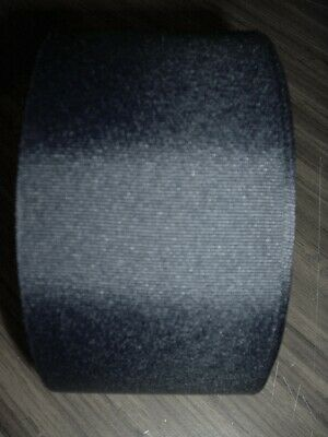 "Sale - Offray 50 Yd Roll Black Grosgrain Ribbon 3"" Cheer Bows-Free Shipping"