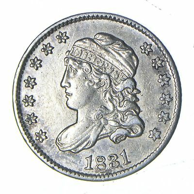 1831 Capped Bust Half Dime - Near Uncirculated *0141