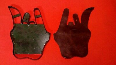 """Leather Tool - CLICKER DIE For Making A Holster - 12"""" x 7 1/2"""""""