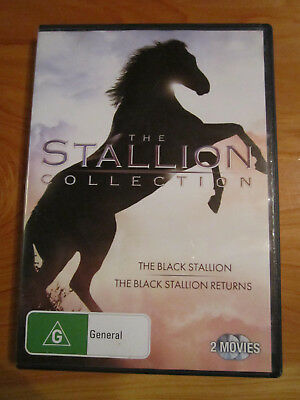 2 Dvd Set The Stallion Collection   Great  ** Must See **