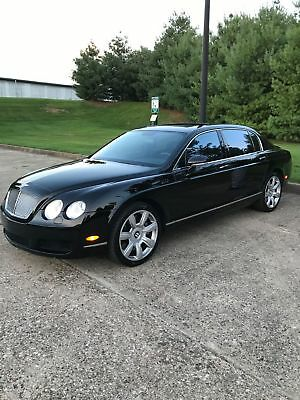 2007 Bentley Continental Flying Spur  bentley continental flying spur