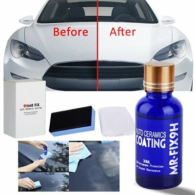 MR FIX 9H Antiscratch Car Liquid Ceramic Nano Hydrophobic Waterproof Coating WA