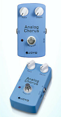 Joyo electric guitar effects Analog Chorus